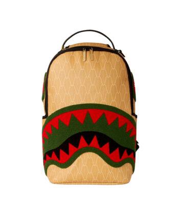 Sprayground Backpack Spucci Gang Beige 910B3168NSZ