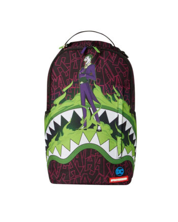 Sprayground Backpack The Joker: Why So Serious 910B3243NSZ