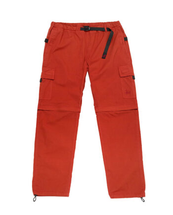 Stussy x Gramicci Cargo Zip Off Pant Clay GMP-20S03M