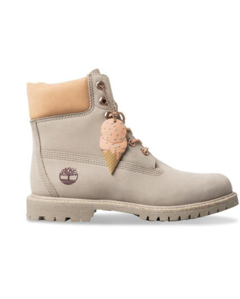 Timberland Premium Waterproof Boots Women's Ice Cream 6-Inch A1W16K51