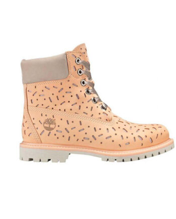Timberland Premium Waterproof Boots Women's Ice Cream 6-Inch A21JVT49