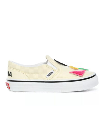 Vans x MoMA Classic Slip-On Shapes VN0A4UH80IC