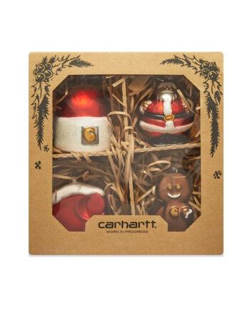 Carhartt Wip Christmas Ornaments Set Multi 1028718-1