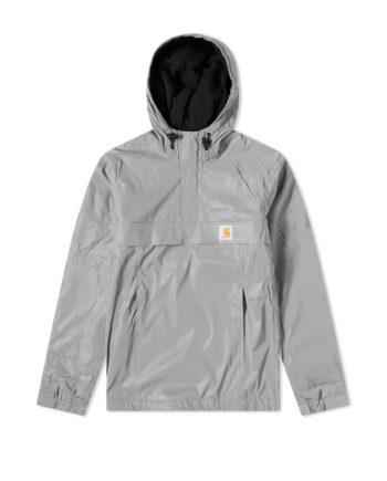 Carhartt Wip Nimbus Reflective Pullover Grey Reflective I028413-3