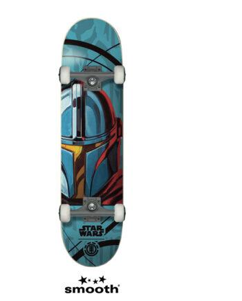 "Element x Star Wars Mando Skateboard 7.75"" Assorted U4-CPD5-ELF0"