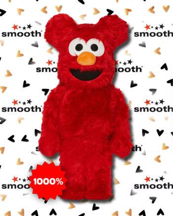 Medicom Toy Elmo Costume Version Sesame Street Bearbrick 1000%