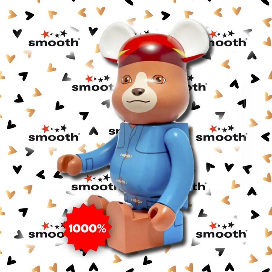 Medicom Toy Paddington Bearbrick 1000% Limited Edition