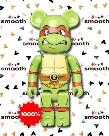 Medicom Toy Leonardo Bearbrick 1000% Teenage Mutant Ninja Turtles