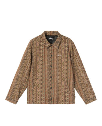Stussy Tapestry Classic Coach Jacket Multi 115549
