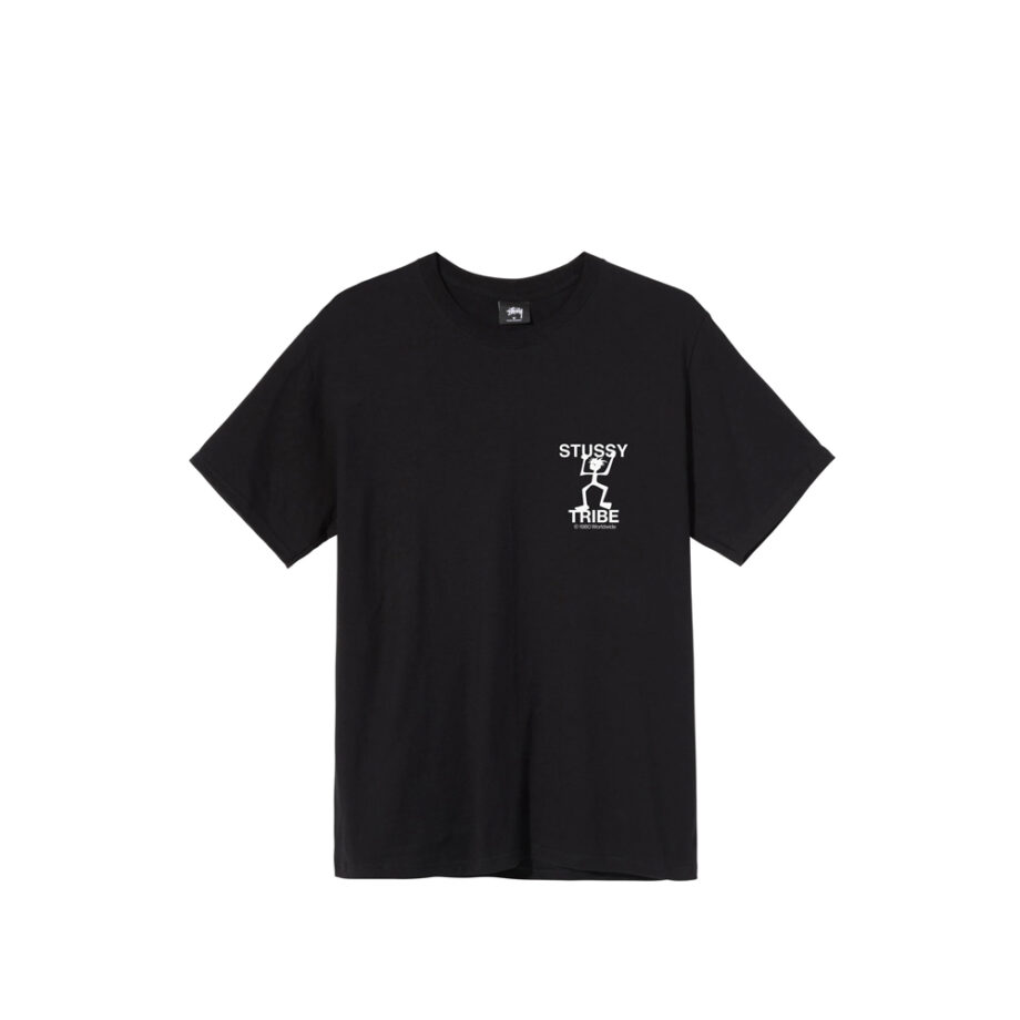 Stussy Warrior Tribe Tee Black 1904632