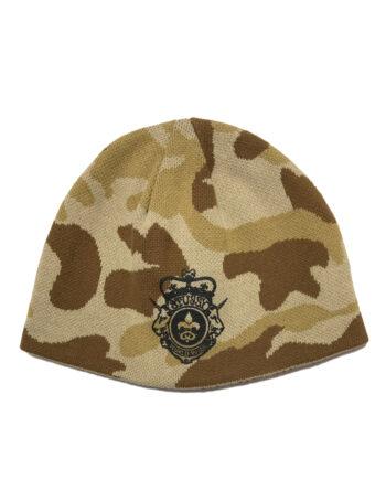 Stussy Beanie Reversible Hat Desert Camo RN94974CA28629