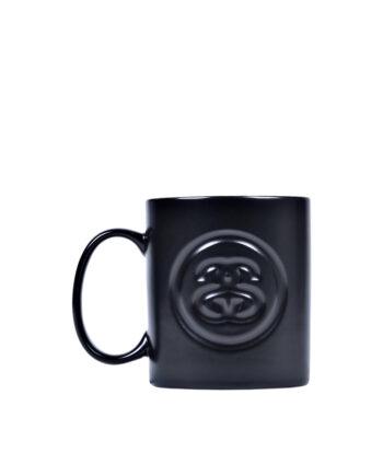 Stussy SS-Link Debossed Mug Black 138549