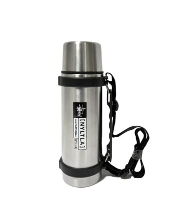 Stussy Stainless Steel Thermos Silver