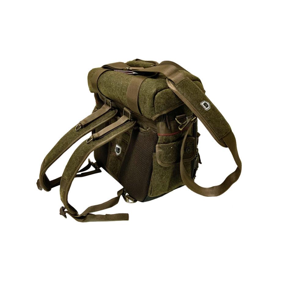 Burton Dj Shoulder Bag Backpack Adaptable Roasted Brow BBU343020