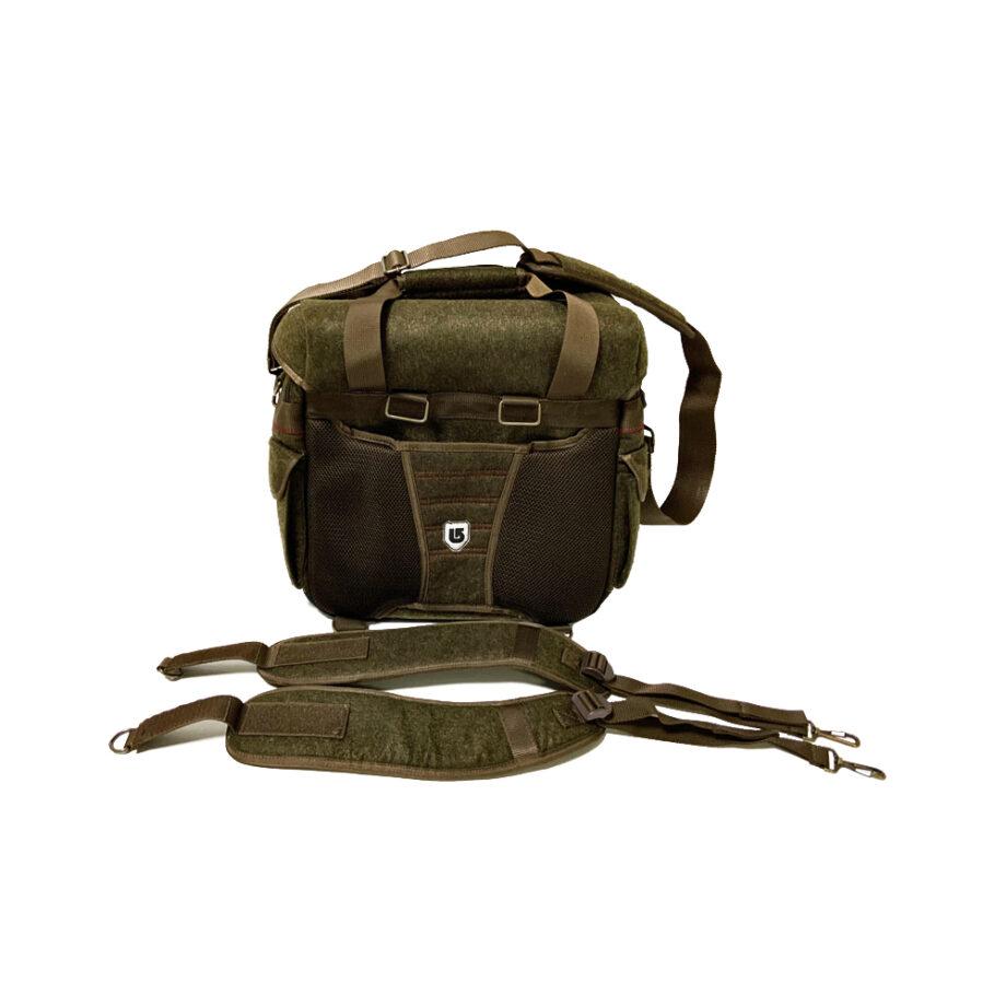 Burton Dj Shoulder Bag Backpack Adaptable Roasted Brown BBU343020