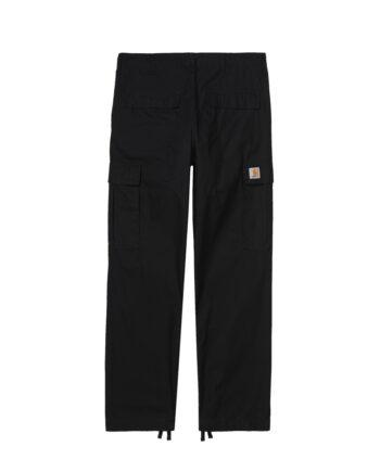 Carhartt Wip Regular Cargo Pant Black Rinsed I015875-135