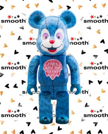 Medicom Toy Milkboy The It Bear Bearbrick 400%