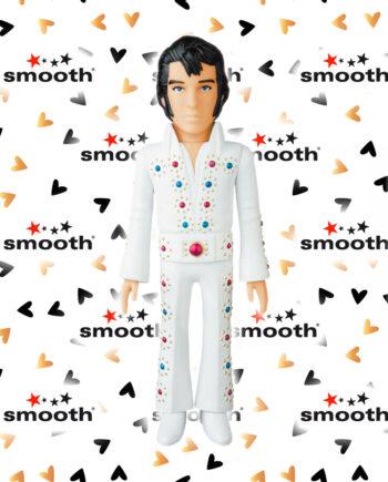 Medicom Toy Vinyl Collectible Dolls (300) x Elvis Presley White Vers.