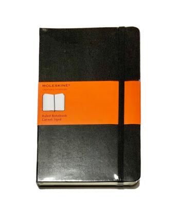 Moleskine Notebook Black