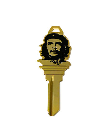 Ssur Mgeneral Che Guevara Ape Key Necklace Gold