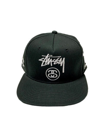 Stussy Black Sheep Cap Black