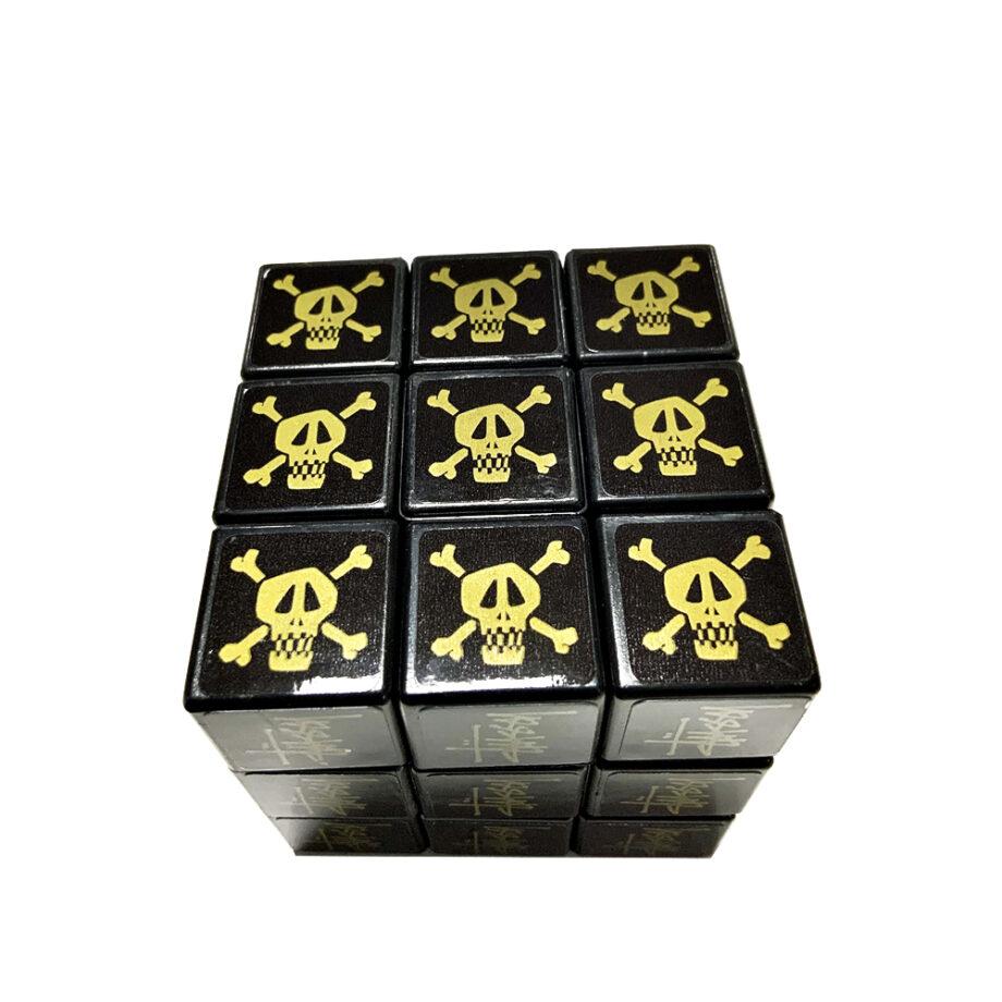 Stussy Rubick Cube Black/Gold