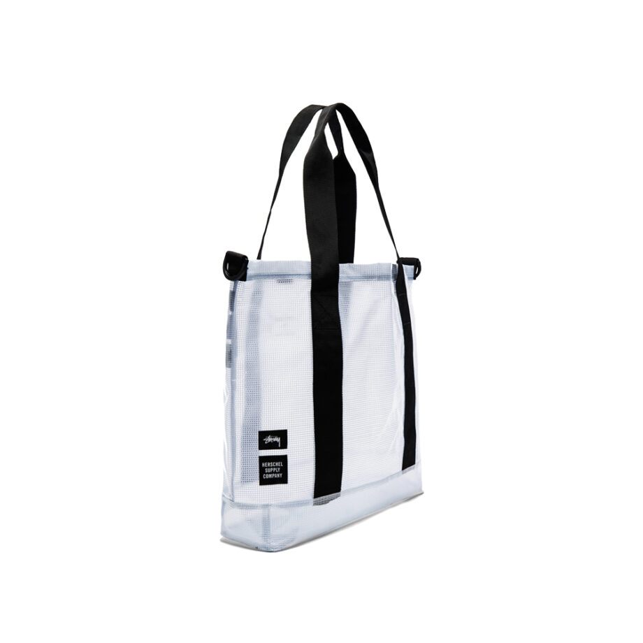 Stussy x Herschel Supply Company Tote Bag Clear 134157