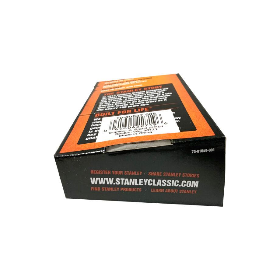 Stussy x Stanley Steel Flask Black 10-00837-008