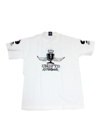 Stussy x Undefeated Worldwide T-shirt White Limited Edition