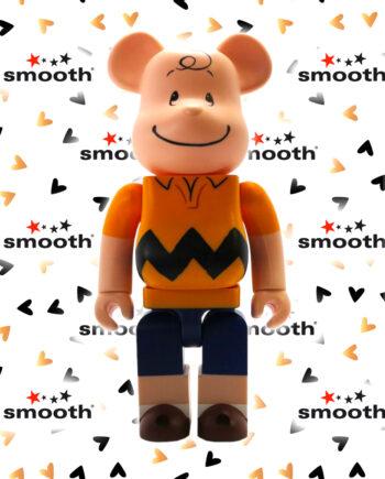 Medicom Toy Charlie Brown Peanuts Bearbrick 400%