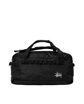 Stussy 55L Duffle Bag Black 134241