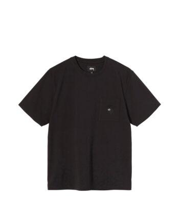 Stussy 8 Ball Pocket Crew Black 1140236