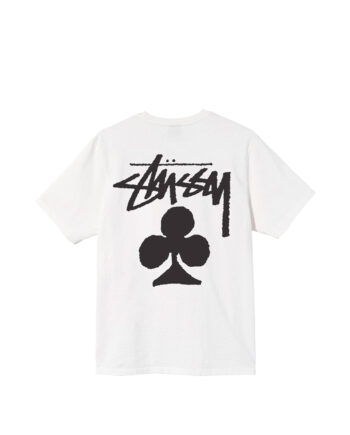 Stussy Club Pigment Dyed Tee Natural 1904670