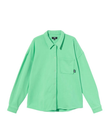 Stussy Huron Shirt Hot Spring 218121