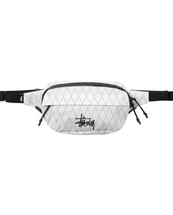 Stussy Waist Pack White 134239
