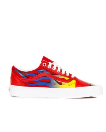 Vans Old Skool Racer Red/True Blue VN0A3WKT4RQ1