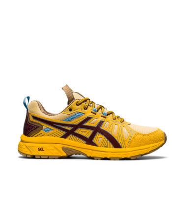 Asics Hn1-S Gel-Venture™ 7 Yellow/Ox Brown 120a1A195-750