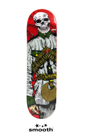 """Carhartt Wip End Of Days French Skateboard Deck Multi/Red 35221 8.25"""""""