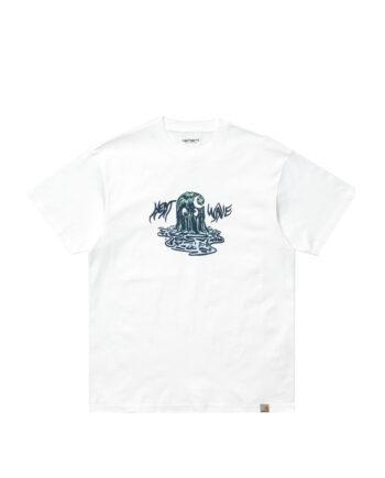 Carhartt Wip S/S Heat Wave T-Shirt White I029024-2