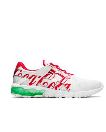 Coca-Cola x Asics Gel Quantum 90 Tyo White/Coke Red 1023A062-100