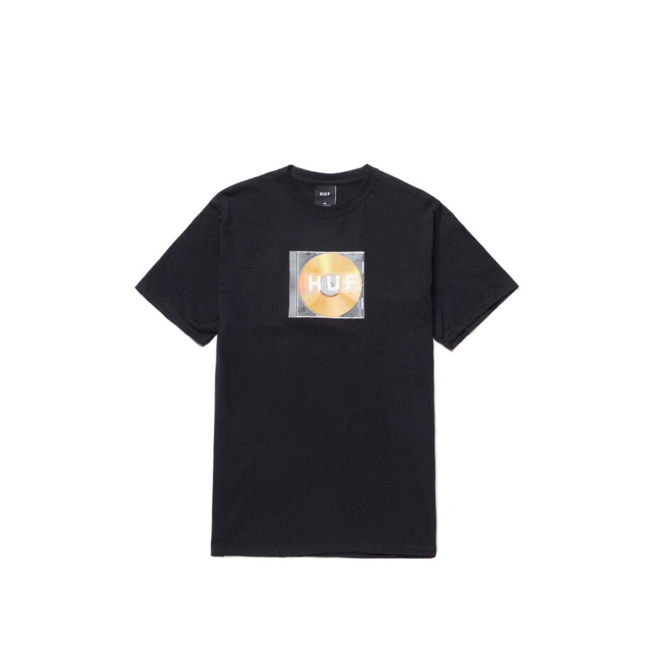 Huf Mix Box Logo T-Shirt Black TS01343