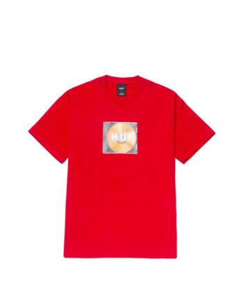 Huf Mix Box Logo T-Shirt Red TS01343