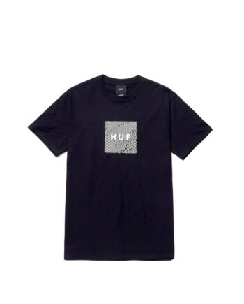 Huf Feels S/S Tee Black TS01328