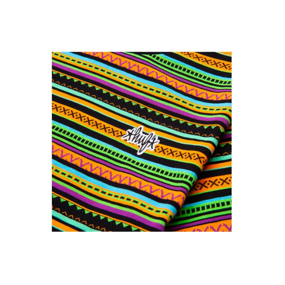 Huf Topanga S/S Knit Top Shirt Poppy KN00273