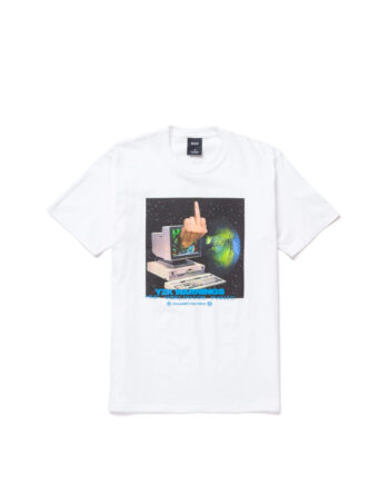 Huf Y2K Day S/S Tee White TS01344