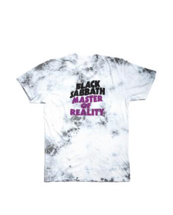 Lakai x Black Sabbath Master Of Reality S/S T-Shirt White Tie Dye LTS420031