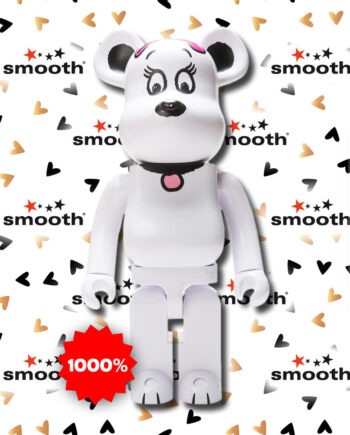 Medicom Toy Belle from Peanuts 1000% Bearbrick Limited Edition