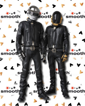 Medicom Toy Daft Punk Real Action Hero Human After All set Ver. 2.0 2016