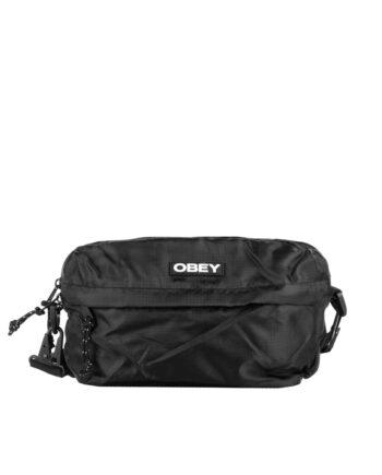 Obey Commuter Traveler Bag Black 100010125