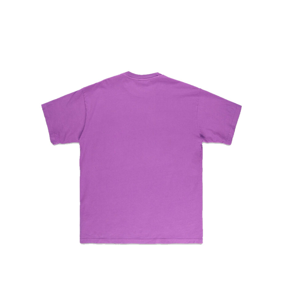 Obey Divided T-Shirt Purple Nitro 166912590